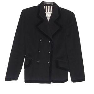 Moschino Cheap And Chic Wool Blazer Jacket Coat